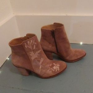 Lucky Brand Eleanor Suede Boot